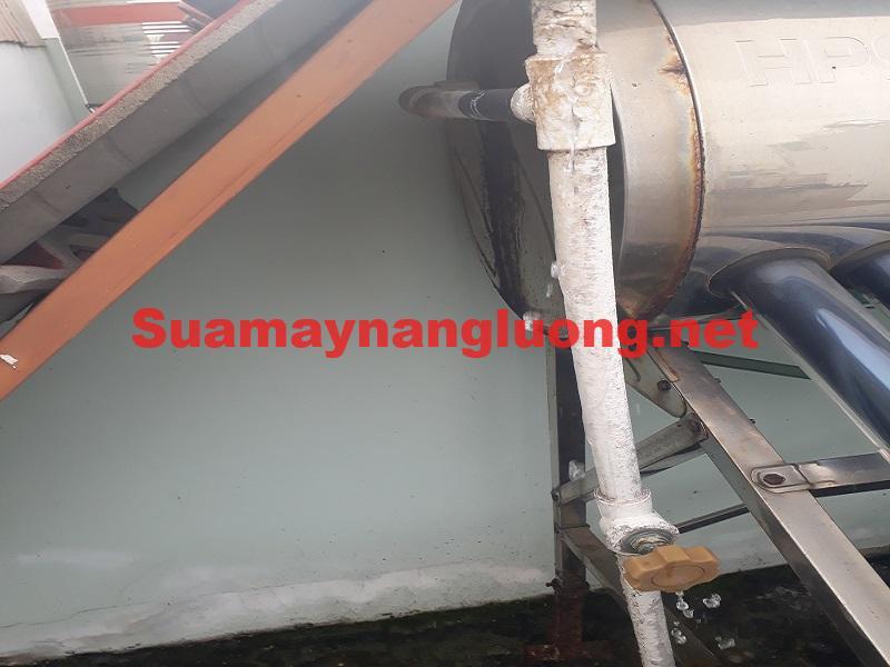 Mục ống nước nóng PPR của máy năng lượng mặt trời