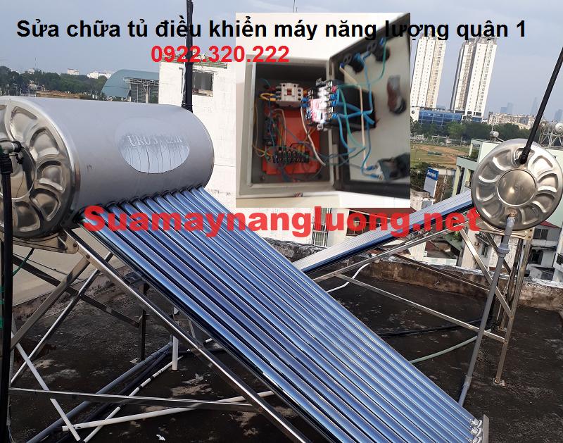 Sửa tủ điện máy năng lượng mặt trời